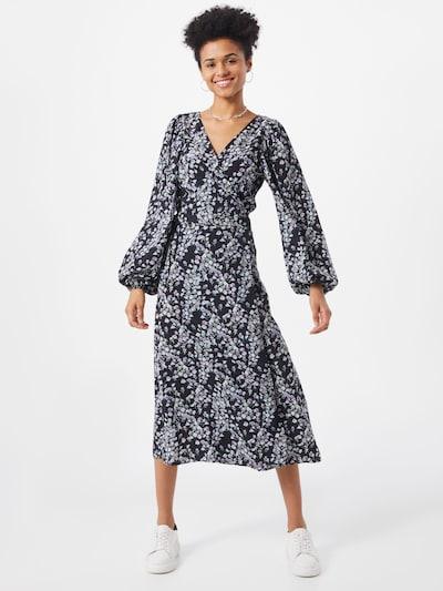 ICHI Kleid 'Mariann' in mischfarben / schwarz, Modelansicht