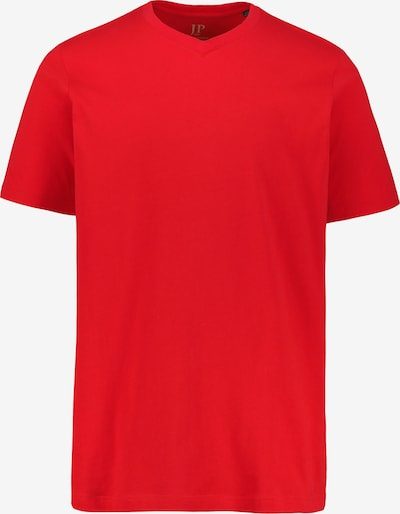 JP1880 Shirt in rot: Frontalansicht