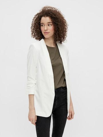 PIECES Blazer in White