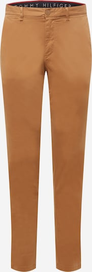 TOMMY HILFIGER Панталон Chino в коняк: Изглед отпред