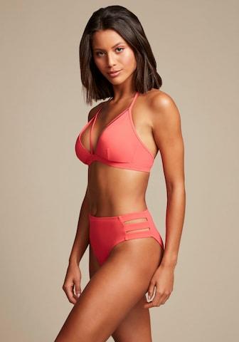 LASCANA Bikinibroek in Oranje