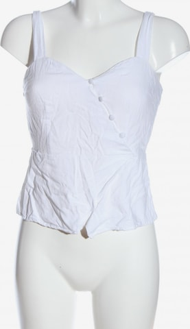 Oysho Top & Shirt in S in White