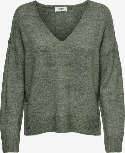 JDY Pullover 'Elanora' in khaki, Produktansicht