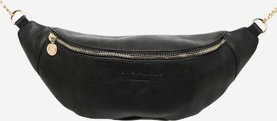 rosemunde Gürteltasche in schwarz, Produktansicht