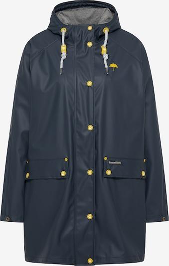 Schmuddelwedda Regenmantel in marine, Produktansicht