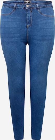 Missguided Plus Jean en bleu denim, Vue avec produit