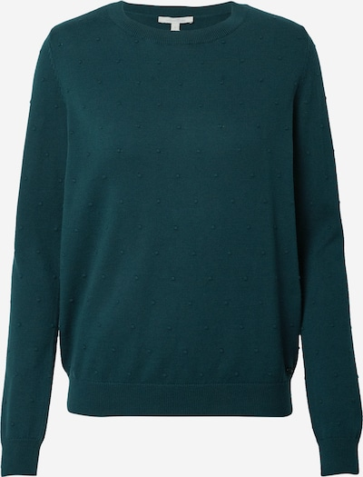 TOM TAILOR DENIM Pullover in smaragd, Produktansicht