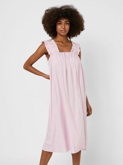 VERO MODA Kleid 'Lanie' in rosa, Modelansicht