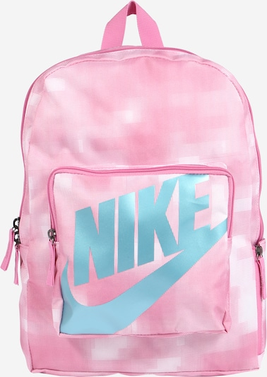Rucsac Nike Sportswear pe roz / alb amestacat, Vizualizare produs