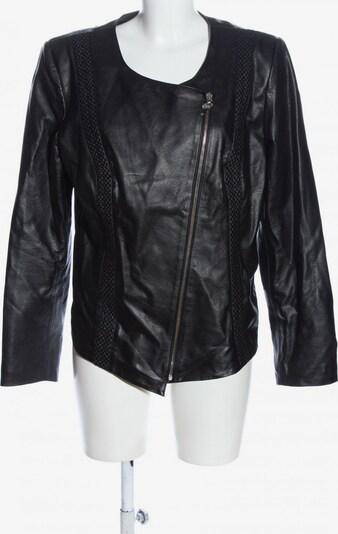 Glööckler Kunstlederjacke in XXL in schwarz, Produktansicht