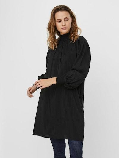 VERO MODA Kleid 'Dua' in schwarz, Modelansicht