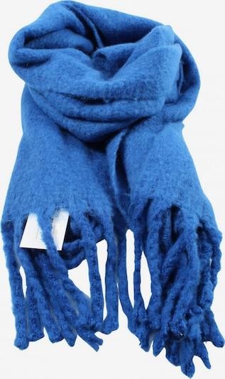 ZARA Fransenschal in One Size in blau, Produktansicht