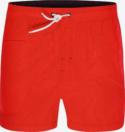 bugatti Badeshorts ' Jorge ' in rot, Produktansicht