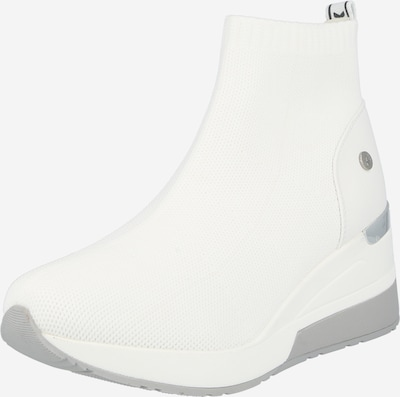 Xti Hög sneaker i vit, Produktvy
