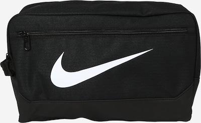 Geantă sport NIKE pe negru / alb, Vizualizare produs
