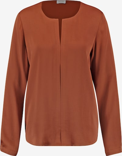 GERRY WEBER Blusenshirt in braun, Produktansicht