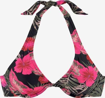 VENICE BEACH Bügel-Top D in pink / schwarz, Produktansicht