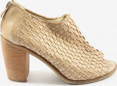 Bata Dress Boots in 37 in Cream, Item view