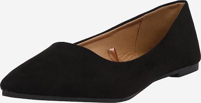 rubi Ballerina in schwarz, Produktansicht