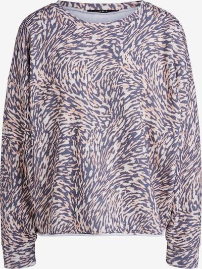 SET Sweatshirt in helllila / pfirsich / schwarz / weiß, Produktansicht