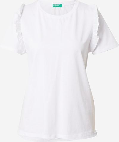 Maglietta UNITED COLORS OF BENETTON di colore bianco, Visualizzazione prodotti