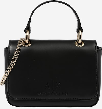 ARMANI EXCHANGE Ročna torbica | črna barva, Prikaz izdelka