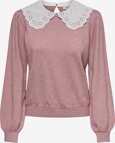 JDY Pulover 'Kylie' u rosé / bijela, Pregled proizvoda