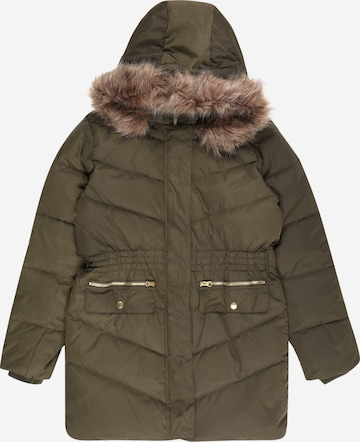 Veste d'hiver NAME IT en vert