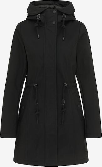 DreiMaster Klassik Tussenparka in de kleur Zwart, Productweergave