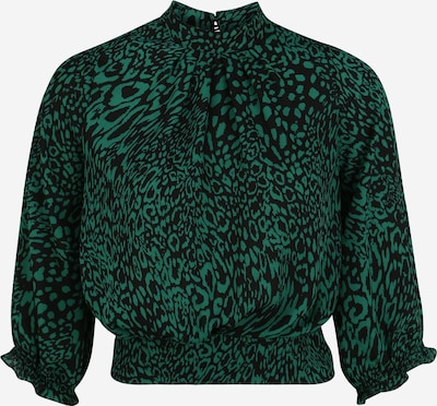 Camicia da donna Dorothy Perkins (Petite) di colore verde / nero, Visualizzazione prodotti