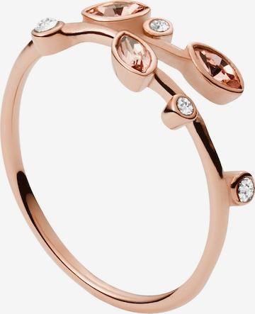Anello di FOSSIL in rosa
