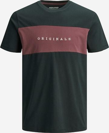 JACK & JONES T-shirt in Schwarz