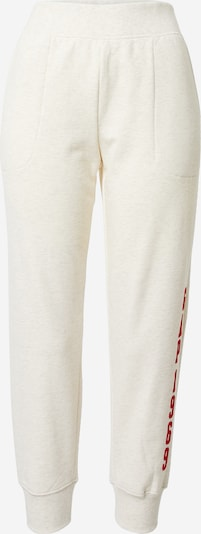 GAP Trousers in beige / red, Item view