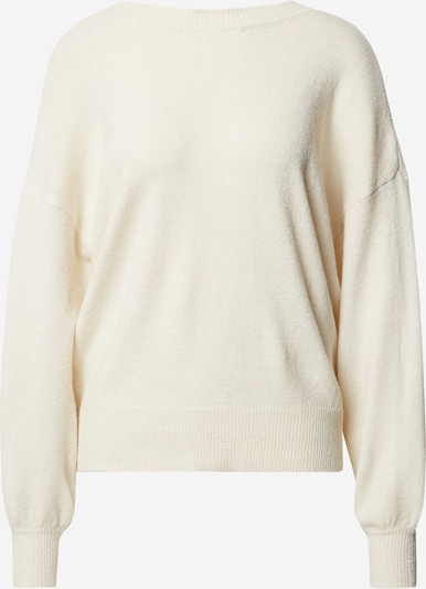 PIECES Pullover 'Daisy' in offwhite, Produktansicht