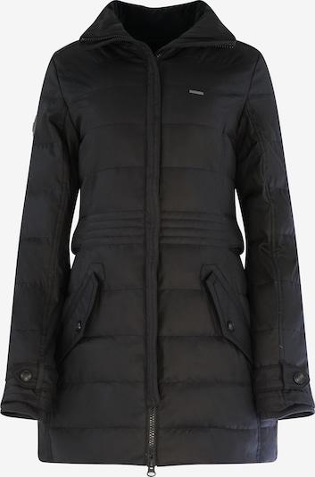 mazine Parka d'hiver 'Arba' en noir, Vue avec produit