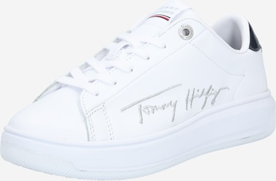 TOMMY HILFIGER Sneakers low in white, Item view