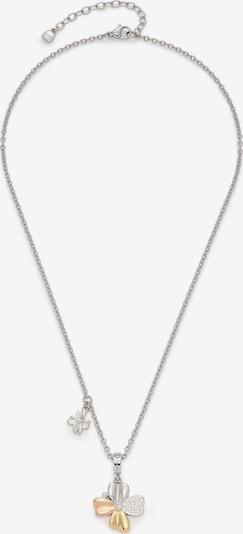 LEONARDO Kette in gold / silber, Produktansicht