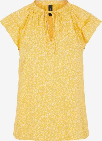 Y.A.S Top in gelb, Produktansicht