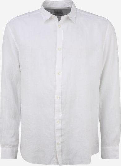 Cămașă 'KARLO' Only & Sons Big & Tall pe alb, Vizualizare produs