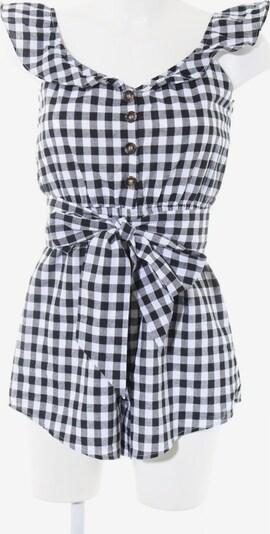 Sabo Jumpsuit in S in schwarz / weiß, Produktansicht