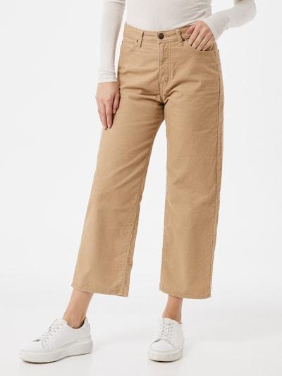 Pantaloni Lee di colore beige, Visualizzazione modelli