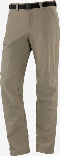 Maier Sports Hose 'Nil' in grau, Produktansicht