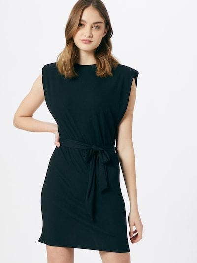 Missguided Sukienka w kolorze czarnym: Widok z przodu