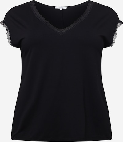 ABOUT YOU Curvy Shirt 'Therese' in Black, Item view