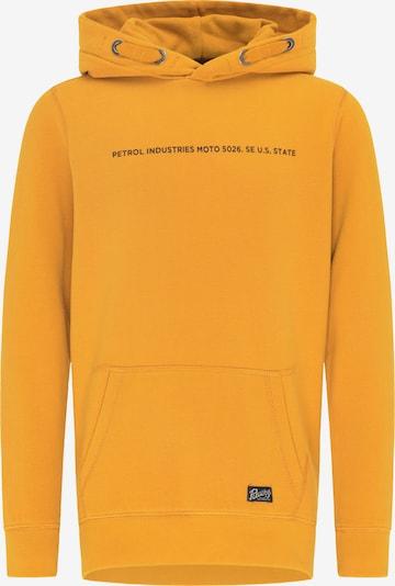 Petrol Industries Bluza w kolorze żółty / czarnym, Podgląd produktu
