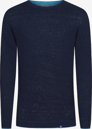 COLOURS & SONS Pullover 'RONALD' in blau / dunkelblau, Produktansicht