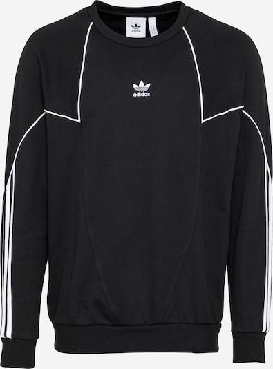 ADIDAS ORIGINALS Sweatshirt i sort / hvid, Produktvisning