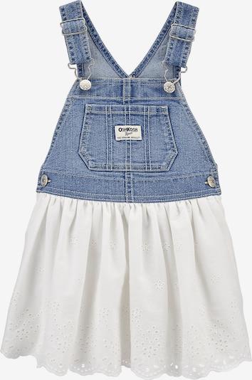 OshKosh Kleid in blue denim / weiß, Produktansicht