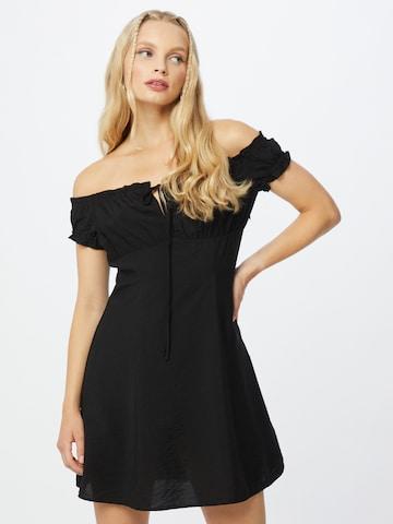 SHYX Φόρεμα 'Luzia' σε μαύρο