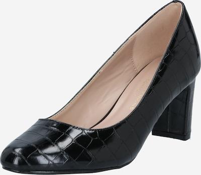 Dorothy Perkins Pumps 'Denver Almond' i svart, Produktvy